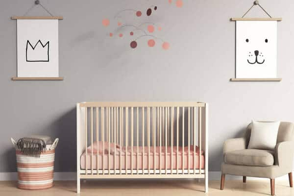 Checklist for Baby Proofing the Nursery